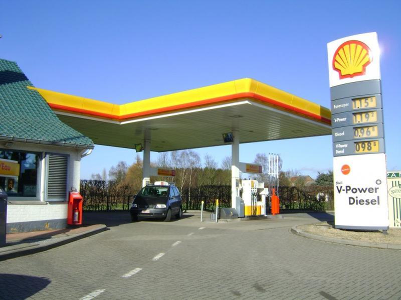 Garage benzine station de la gare for Garage de la gare pontault
